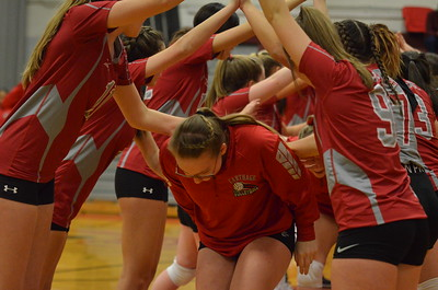 GV Volleyball vs Camden 12-13-19