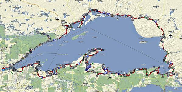 Lake Superior 2012