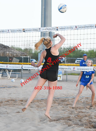 2015-16 - Sand Volleyball
