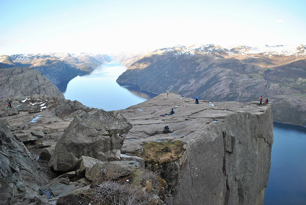 Preikestolen/Stavanger, Norway