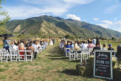 Reigan and Devin Wedding