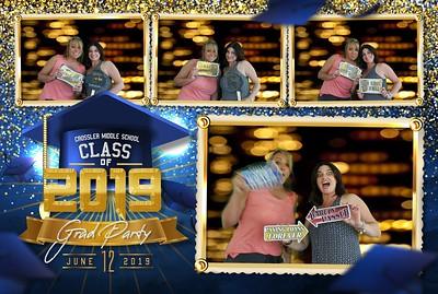 Crossler MS Grad Party Photobooth 6.12.2019
