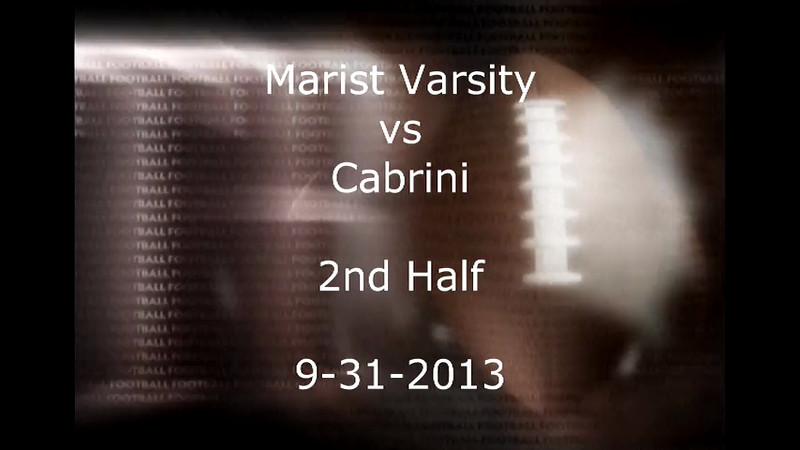 Cabrini-2013-2ndHalf.mpg