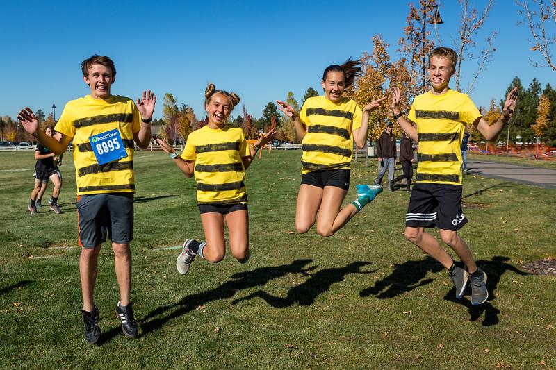 2018 Central Oregon Relays XC race