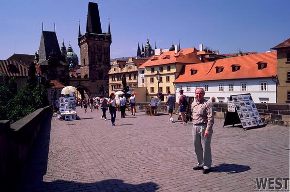 Prague July 2002