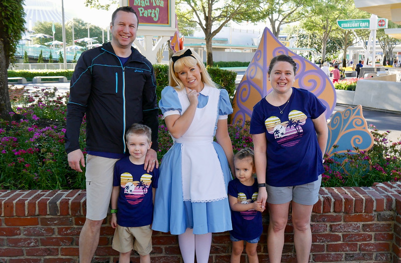 Easter Vacation at Disney World 2019