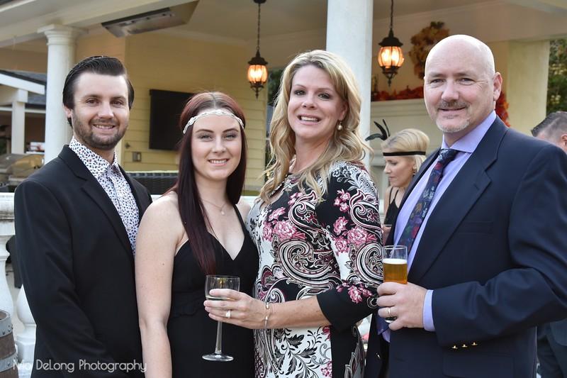 Joe Renolds, Samantha Myrick and Robert and Sara Kuhs