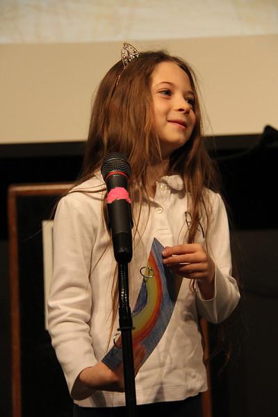 Grade 1: Haiku Presentation