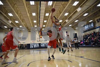 Southwestern @ ICCC Men Basketball 1/17/18