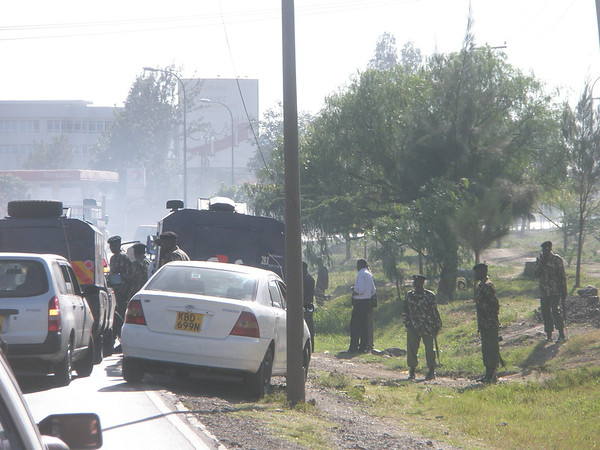 Driving in Nairobi Photos