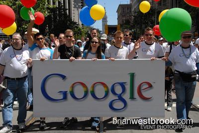 San Francisco 2007 Pride Parade (24 June 2007)