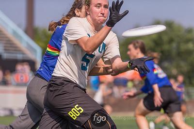 8-5-18 Denver Molly Brown v San Francisco Fury Women's Semifinal