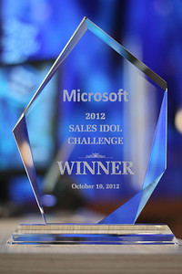 2012 Microsoft Sales Idol Challenge