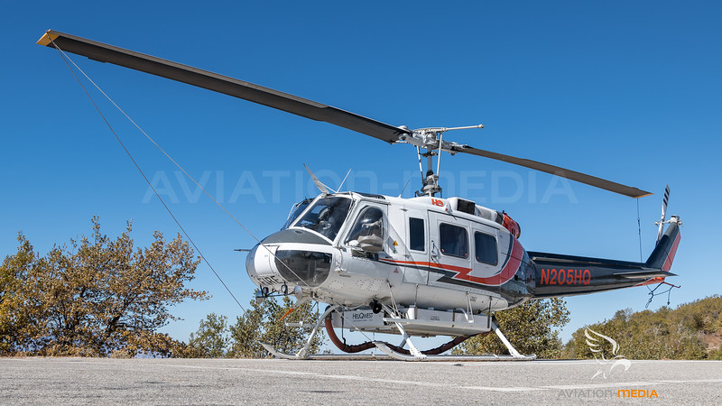 TVPX Aircraft Solutions / Bell 205A-1 / N205HQ