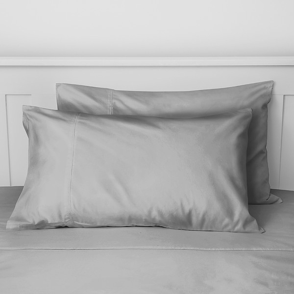 Hampton & Astley Silver Bedding pillow lifestyle 1024.jpg