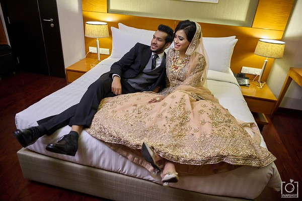 Riana & Shahriyar Reception