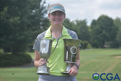 15th Dogwood State Junior Girls' Championship