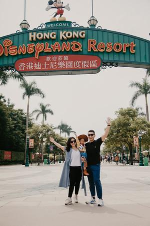 Silvy Chandra and Family