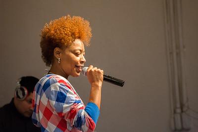 Grammy-Award Winning Medusa at Black History Month Celebration