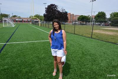 Comite Civico Salvadoreno Inc. and Hempstead Ladies Soccer League  : Kick Off Event  - May 28,2017