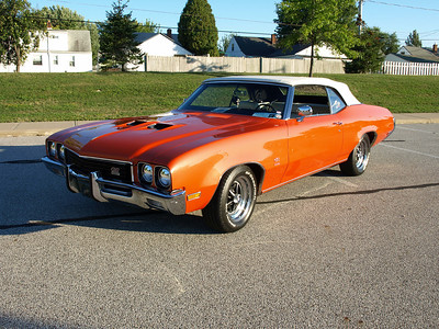 '70 GS Buick Convertible