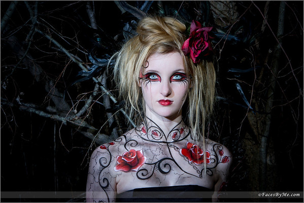Beauty In the Darkness - Photo Shoot