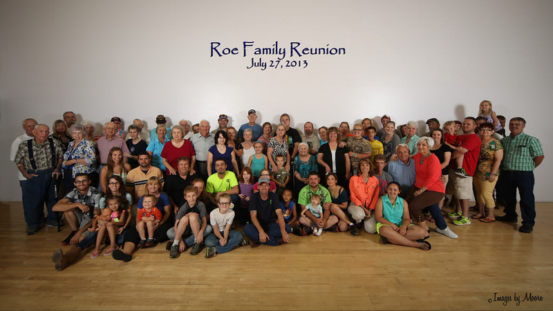 """""""The Reunion"""" Family Portraits and Event Photography"""