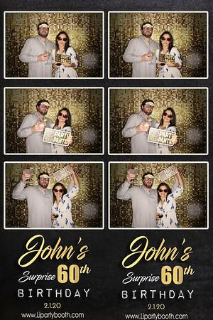 John's 60th Birthday