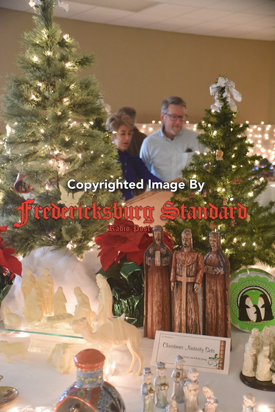 Holy Ghost Nativity Displays