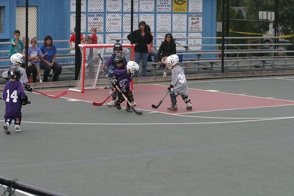 2005 Dek Hockey Semifinal
