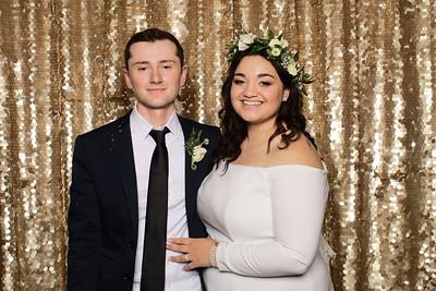 Brandon and Caitlyn