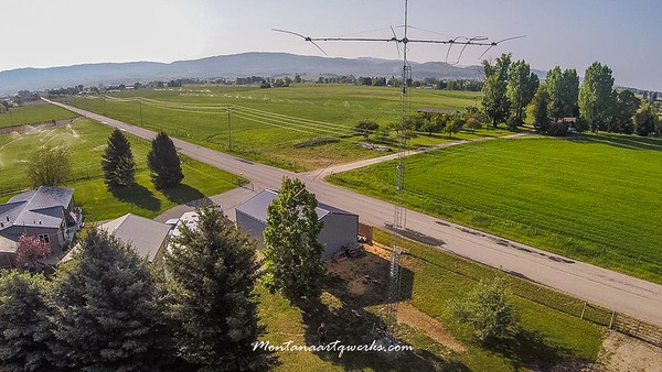 Antenna/Tower repair Mar. 2020