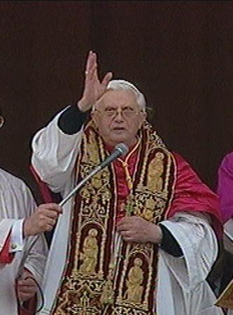 Pope Benedict XVI - Cardinal Joseph Ratzinger