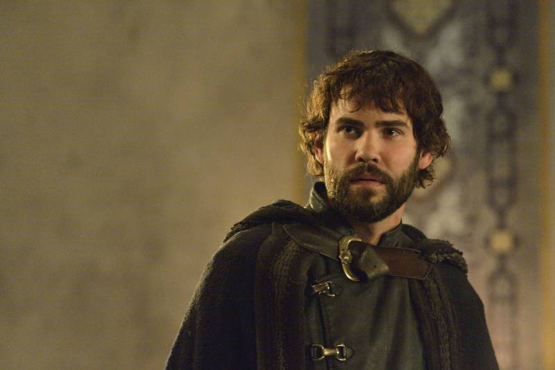 . Pictured: Alan Van Sprang as King Henry -- Photo: Ben Mark Holzberg/The CW -- © 2013 The CW Network, LLC.