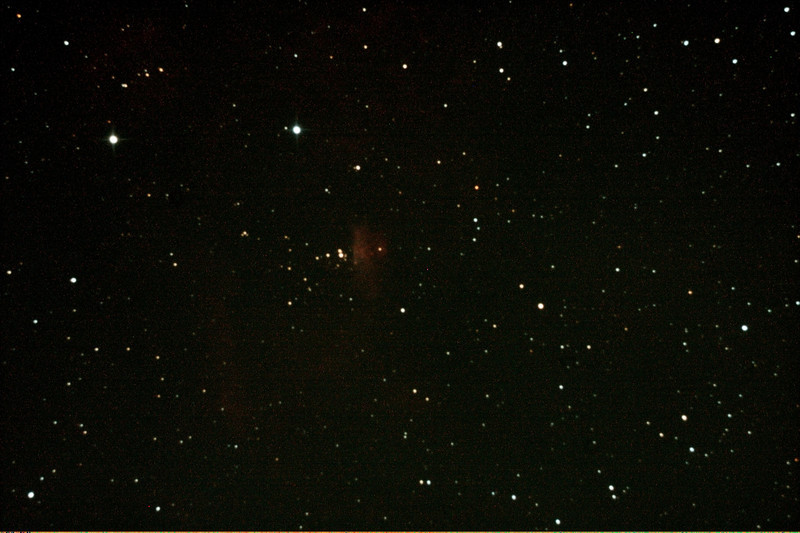 NGC6357 - Gum 66 - War and Peace Nebula - 15/9/2012 (Processed stack)