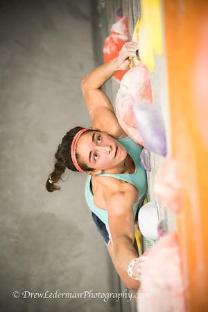 Boulder Brawl: Pro Competition