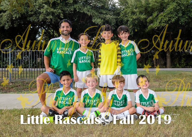 20191005 -#S22 1B Little Rascals