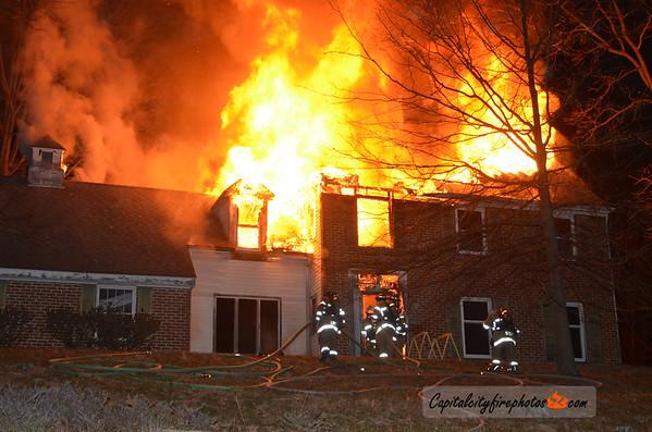 2/4/20 - Susquehanna Township, PA - Custer Dr