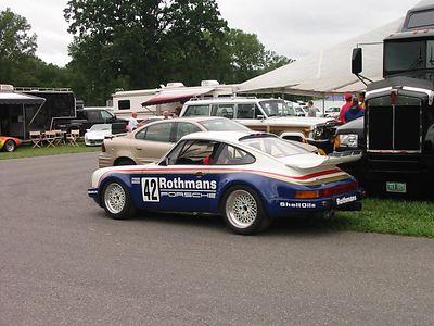 "Porsche 3.8 RSR ""Rothmans"""