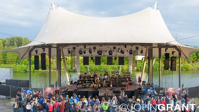 "ROR Sommer Open Air 2017 - Amphitheater Gelsenkirchen with Supporting Band  ""The Servants"""