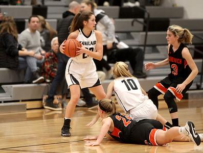 Kaneland girls basketball vs. Sandwich