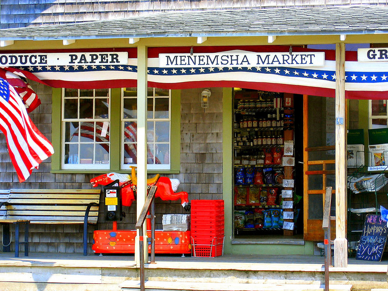 Menemsha Market