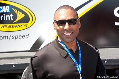 2010 NASCAR Toyota-Save Mart 350 at Infineon Raceway