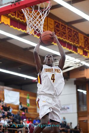 Torrey Pines vs Faith Baptist Christian Academy, GA 12-28-13