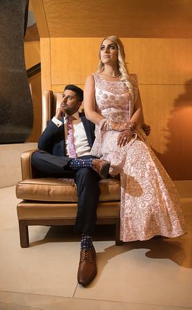 Feroza & Shah's Wedding Reception