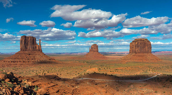 American Southwest and Monument Valley