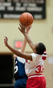 Lakers v St. Mary, IM, Girls, 1-31-10