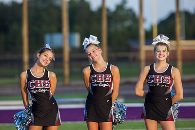 CHS Football game day cheer
