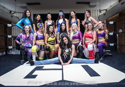 Wrestling Go! - You Go Girl 02.03.2019