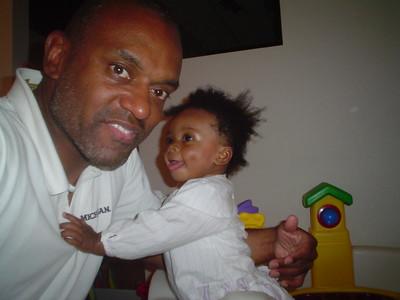 Daddy Visits May 2004